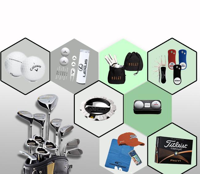 Dụng cụ phụ kiện golf chính hãng tại TPHCM