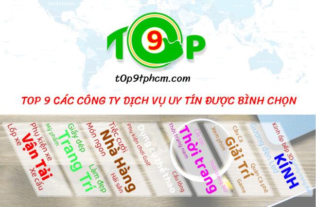 Top 9 Công Ty Dịch Vụ Uy Tín HCM